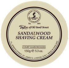 Taylor of Old Bond Street Sandalwood Shaving Cream - 150 g