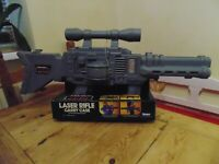 Star Wars Laser Rifle Carry Case ROTJ Kenner