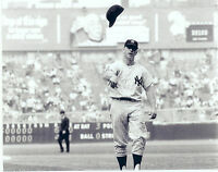DISGUSTED MICKEY MANTLE NEW YORK YANKEES   8X10 PHOTO  BASEBALL