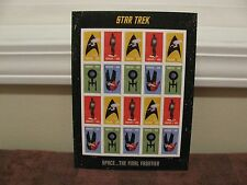 STAR TREK FOREVER STAMPS 1 New Sheet Of 20 Stamps ~Colllectable~