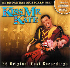 Kiss Me Kate ~ 1951 Original Broadway Cast Recording ~ CD ~ FREE Shipping USA
