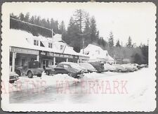 Vintage Photo Blue Jay California Studebaker Chevy Dodge Buick Olds Cars 708705