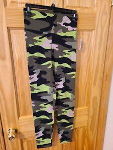 Camouflage Leggings Size M