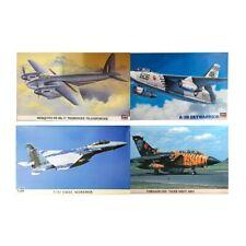 MODELLINO AEREO MILITARE IN SCALA 1:72 HASEGAWA AIRCRAFT 04041 00636 00705 00269