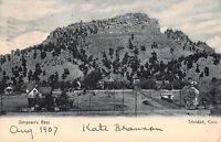 Postcard View of Simpson's Rest in Trinidad, Colorado~108334