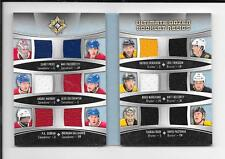 2015-16 Ultimate Collection Dozen Game Jersey Price Rask BRUINS CANADIENS #d/40