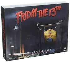 NECA - Friday the 13th CAMP CRYSTAL LAKE SET Accessory Pack  NEW