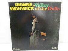 Dionne Warwick Valley of The Dolls Lp Record Album Vinyl