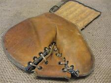 Vintage Leather Canada Goalie Hockey Glove > Antique Old Sports Equipment 9016