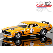 NEW SCALEXTRIC 1:32 FORD MUSTANG BOSS 302 JONES #15 TRANS AM SLOT CAR C3651