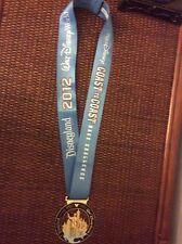 Run Disney 2012  Disney Coast to Coast Race Challenge Medal