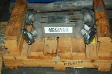Tranter PHE MaxChanger Mini Welded Plate Heat Exchanger MX-12-0412-US-048 - NOS