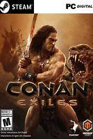 Conan Exiles - PC Steam Game Download Digital Code - Worldwide