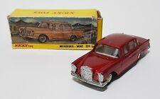 Dinky / Nicky Toys 186, Mercedes-Benz 220 SE, - Superb Near Mint Condition Model
