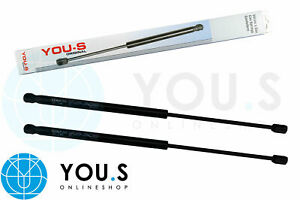 2 x YOU-S Original Gas Springs for Peugeot 206 Hatchback - Tailgate - New