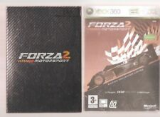 Rarissime ! FORZA  MOTORSPORT 2 Coffret Edition Collector Limitée. X BOX 360