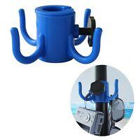 Ammsun New Beach Umbrella Hanging Hook,4-prongs Plastic Umbrellas Hook for...
