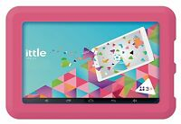 "NEW ittle® KIDS 7"" QUADCORE ANDROID 6.0 TABLET PC HD IPS SCREEN 1GB/8GB STORAGE"