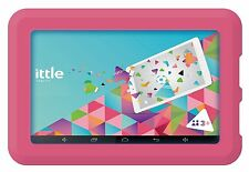 "GRADE A ittle® KIDS 7"" QUAD CORE ANDROID 6.0 TABLET PC. HD IPS SCREEN"