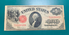 New Listing1917 $1 Legal Tender Note Large Size Currency