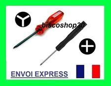Tournevis Y (Triwing) X Noir Pour Nintendo Ds Lite, Wii U, Dsi Xl, 3ds Gamecube