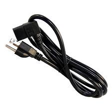 HQRP Cable de CA para Samsung LN40B550K1F, LN40B610A5F, LN40B640R3F HDTV TV LCD