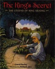 The King's Secret: The Legend of King Sejong-ExLibrary
