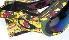 Oakley Canopy Goggles-Tanner Hall Signature/Emerald Iridium-Eyeglass Compatible
