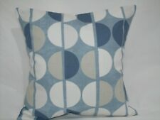 "4 X PRESTIGIOUS TEXTILES CUSHION COVER'S ""SHOREDITCH"" 100% COTTON.  16""x16"""