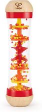 Hape Roter Regenmacher Musikspielzeug ab 0 Monaten Baby Spielzeug