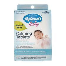 Tabletas Calmantes Para Bebés Remedio Para Insomnio Irritabilidad Hyland's