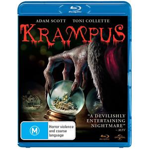 Krampus Blu-Ray **Region B**