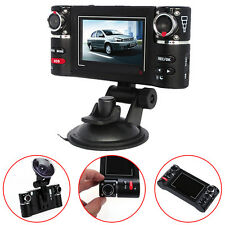 "2.7"" F30 Full HD 1080P Car DVR Vehicle Camera Video Recorder Dash Cam Dual Lens"