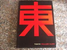 WILLIAM KLEIN TOKYO 1964 CROWN FIRST EDITION PRINTED IN  JAPAN PHOTOBOOK RARE