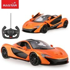 RASTAR OFFICIAL LICENSED Orange McLaren P1 R/C Remote Control CAR 1:14 NEW