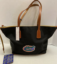 Dooney & Bourke Florida Gators UF Purse Top Zip Tote + Wallet NWT $198