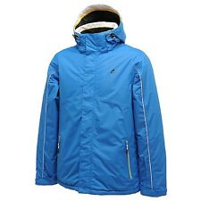 Dare2b Input Mens Waterproof Breathable Insulated Ski Jacket Blue XXXL