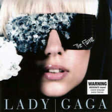 Lady Gaga ‎– The Fame CD Streamline 2008 USED