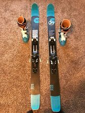 Backcountry/Inbounds powder ski setup. Skis, boots and bindings included