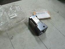 Bayside Gearhead P/N PX60-050 MTG: MX60-050-033 Ratio 50:1 S/N 14186 (NEW)