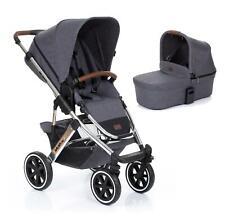 ABC Design Salsa 4 Air Pushchair & Carrycot - Diamond Edition Asphalt