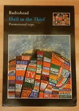 RADIOHEAD 'HAIL TO THE THIEF' - FULL ALBUM NUMBERED PROMO CD