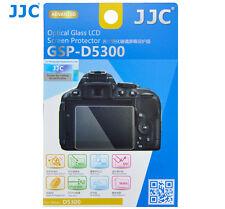 JJC GSP-D5300 Optical GLASS LCD Screen Protector for NIKON D5300 D5500 D5600