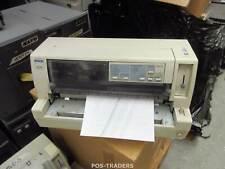EPSON LQ-680 P220B 24-PIN Dot-Matrix Impact Printer Parallel MISSING FRONT PIECE