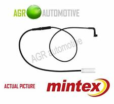 MINTEX REAR BRAKE PAD WEAR SENSOR WARNING INDICATOR GENUINE QUALITY - MWI0460