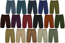 Kangol Chinos, Khakis Regular Shorts for Men