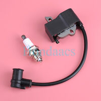 Module for STIHL FS80 85 FC85 KM85 HS75 Ignition coil Spark Plug USA SHIPPING