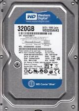 Western Digital wd3200aaks-22l6a0 DCM: darnht2aen 320gb SATA d5-08