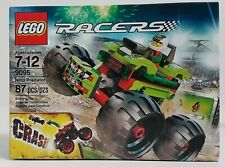 Lego Racers Set 9095 Nitro Predator Racing Car Building Toy NEW Sealed Retired