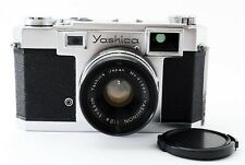 YASHICA 35 Rangefinder/YASINON 45mm F/2.8 Lens From JAPAN Rare [Exc #501796A